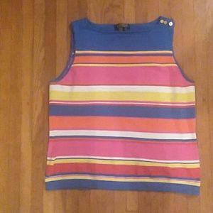 Ralph Lauren Sweater Tank Top